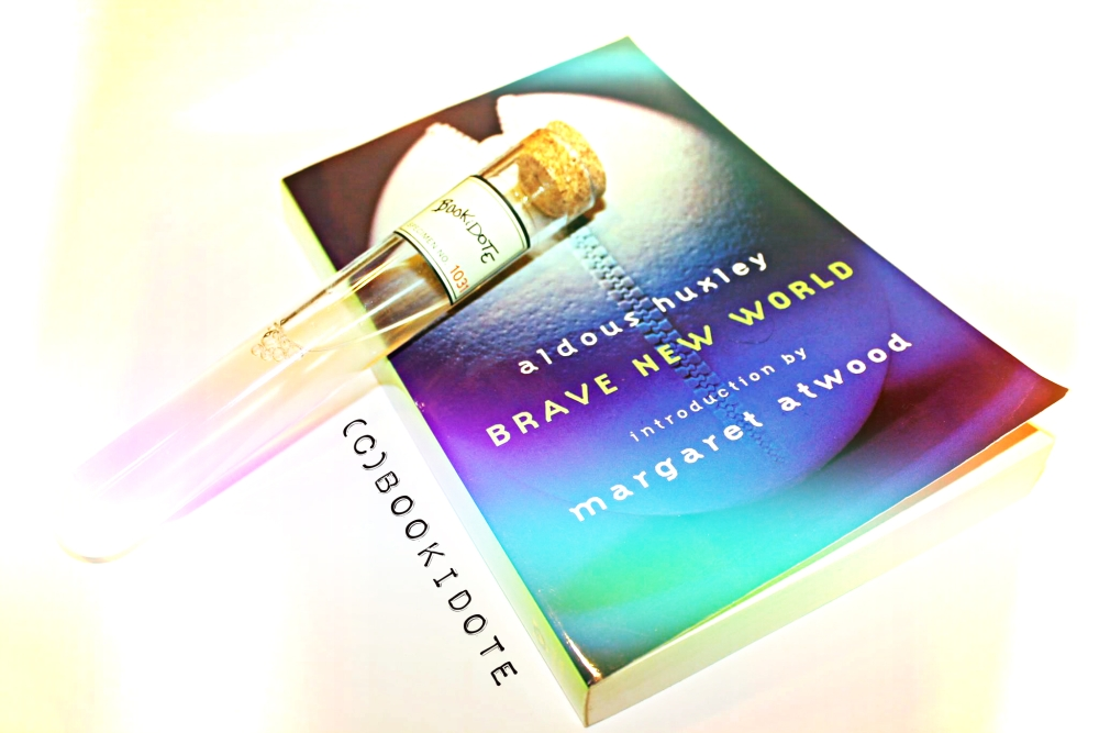 Brave New World by Aldous Huxley (1/5)