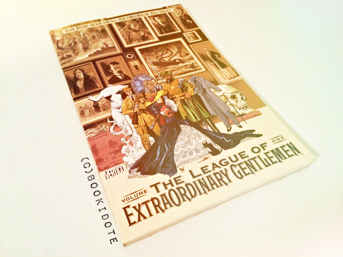 annotations to league of extraordinary gentlemen volume - HD 1136×852
