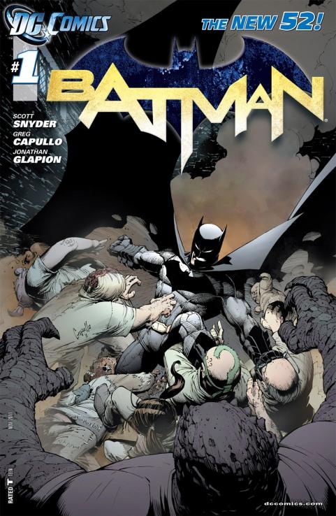 Zach Snyder Batman