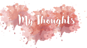 mythoughts#3