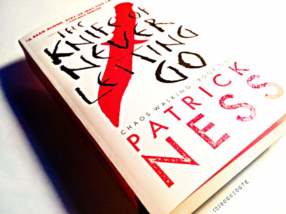 The Knife of Never Letting Go by Patrick Ness – Bookidote
