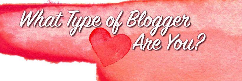 typesofbloggers