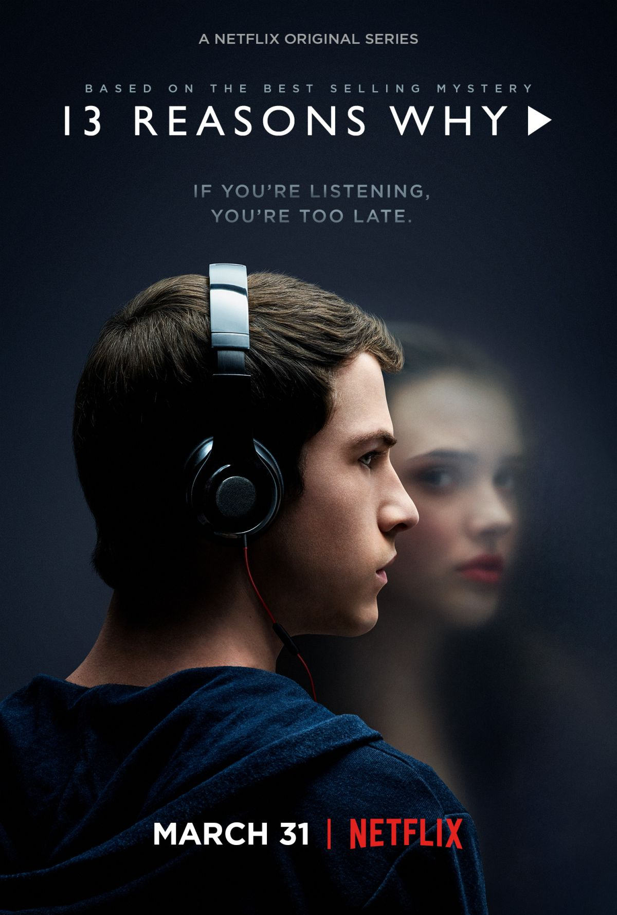 13 Reasons Why Tv Show Review Cinedote Giveaway Bookidote