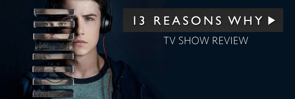 13 reasons why book review Netflix's 13 reasons why uses some of tv's most popular forms to pull viewers  into a suspenseful and  tv review: '13 reasons why' on netflix  i haven't  read the book, but have watched the series and i agree with you.