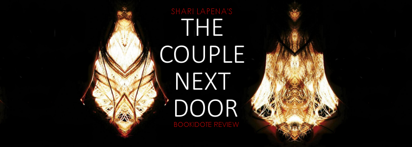 The Couple Next Door By Shari Lapena Bookidote