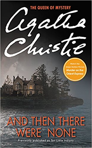You can't beat Agatha Christie for murder mystery. You just can't.