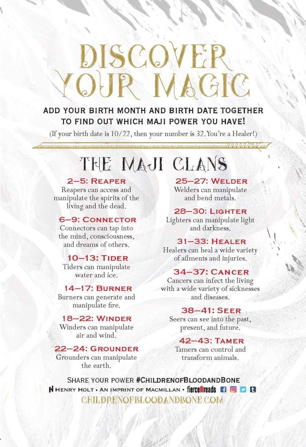 COBB_Discover Your Magic