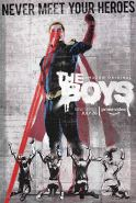 Image result for The Boys season 1 poster